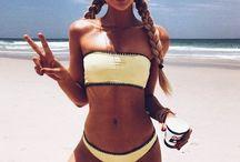 Bikinis de verano