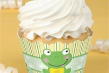 Frog Baby Shower / Frog Baby Shower Ideas.  We have put together this board to inspire you to have the cutest frog baby shower party. / by Modern Baby Shower Ideas