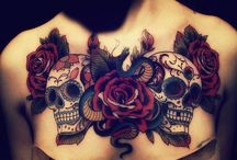 cool tattoos / many kinds of tattoo