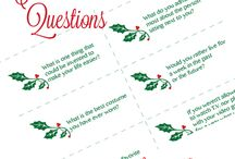 Christmas Party Games/Crafts Adults/Kids