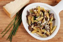 Pasta and Grains / pasta and grain recipes from our Seasons website