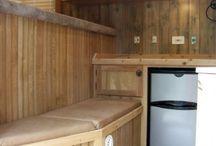 Horse trailer Reno / DIY Horse trailer reno's