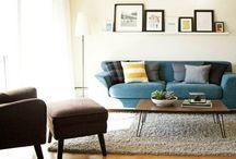 Tiny House Furniture / Tiny House furniture and fabrics
