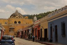 Travel to Guatemala / A journey through Guatemala passing by the pittoresque Antigua, the local villages around the Lake Atitlan and the seaside town of Monterrico.