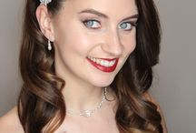 Vintage Makeup Looks by Laura-Louise