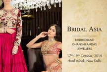Events featuring or showcasing BG Jewellery / by Birdhichand Ghanshyamdas Jewellers