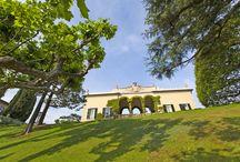 Beautiful venues on Lake Como / Weddings in the most beautiful venues on Lake Como