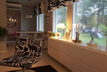 My home / My small scandinavian home