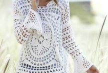 Drops crochet
