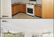 Kitchens / Lots of pictures of kitchen renovations that Smith & Sons have completed over the years!