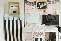Home Office Inspiration / by Kari Braun
