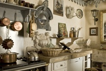 Dreaming of kitchens... / A kitchen is the heart of a home and should be uniquely yours! It should speak to who you are and what you do in a kitchens perfect triangle. Kitchens should be functional without being stuffy, over dramtic or fussy!