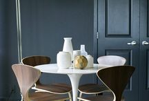Diningroom/ natural and grey / Diningroom/ natural and grey colour