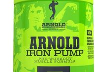 Arnold Schwarzenegger Series - Iron Pump