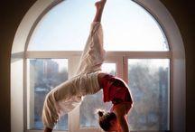 yoga / by Marsha Fitzgerald