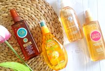 Summer essentials / Beauty