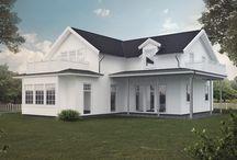 2-årsplan hus / Om två år *ska* vi ha ett fritidshus. Här samlar vi idéer för det projektet. / by Mika Toivonen