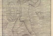 Medieval Europe / Картины, иконы, изображения из книг средневековой Европы. Религия, демонология, алхимия, медицина, научная литература