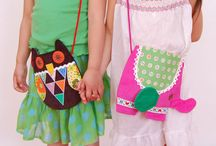 Kids bags and purses