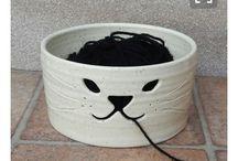 Wool bowl