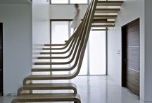 Stairs / Interior architecture