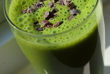 Smoothies / Recipes for healthy and delicious smoothies