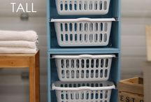 Laundry Room Ideas / by Tiffany Muehlbauer