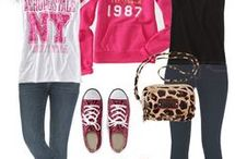 outfits for girls / teenage