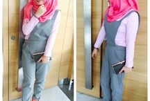 Hijab outfit / Chic Simple