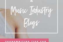 Music/songwriting