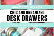 Household - Drawer Organisation