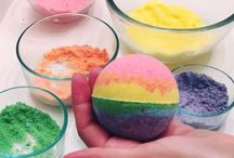 Make your own bathbombs