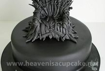 Cakes - Game of thrones