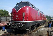 VW Combi Train