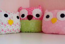 Fabric Soft Toys - Plushies