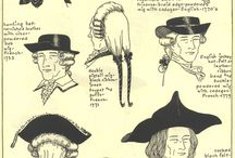 18th Century Men's Hats
