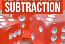 Maths: Addition and subtraction