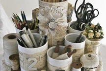Sewing Room Deco / by Stacy Busenitz