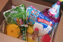 Party in a box / DIY Gift box / by La Crafterie