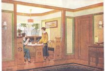 1920s Home - Dining