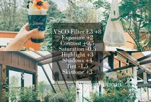 VSCO Tips