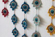 ονειροπαγίδες και διακοσμητικά τοίχου