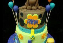 SCOOBY SCOOBY DOOOOO / CAKE and PARTY