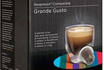 Productos / Prueba nuestros productos. 100% compatibles con Nespresso