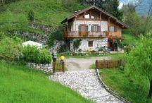 Case di montagna / Raccolta delle più belle case di montagna
