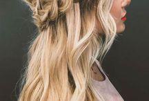 Красивые причёски