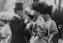 Mrs. Astor's 400 / While not all the people here were members of Mrs. Astor's 400, They were members of High Society in the Gilded Age.
