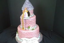 Tangled Cake / by Fancy Fondant Cakes by Emily Lindley