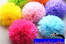 Party Helium, Balloons and decorations / Foil and Latex balloons at AmandoOnlineStore