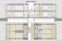 Planta dois pavimentos edificio